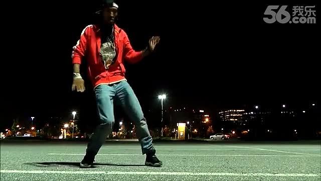 街舞机械舞基础教学视频【街舞天堂】致敬