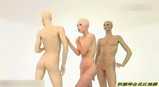 俄罗斯美女柔术训练视频 游戏视频