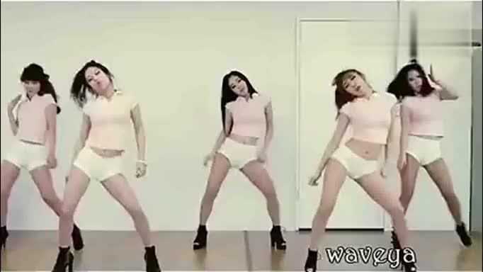 鸟叔骑马舞江南style舞蹈教学视频