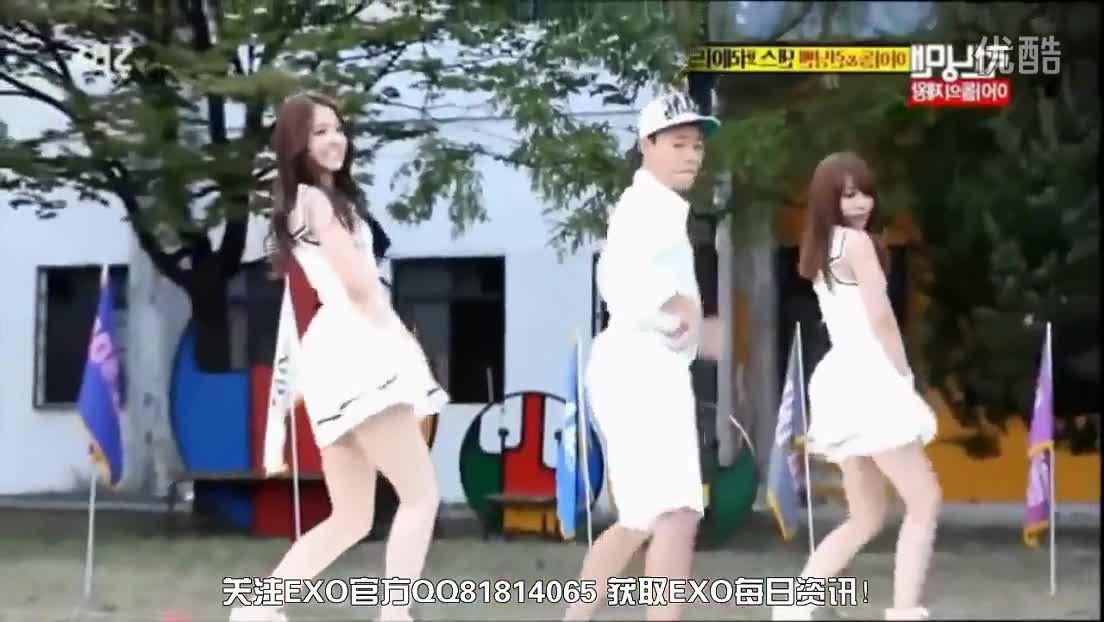 韩国当红偶像团体私下可爱舞蹈汇总