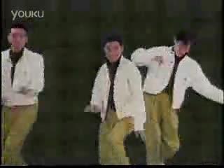 失恋阵线联盟 舞蹈