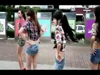 韩国超清美女主播热舞极限诱惑热舞 性感热舞蹈