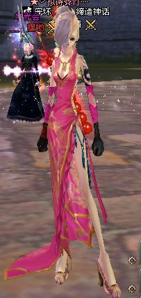 剑灵新时装新春旗袍女裙冰糖葫芦外观展示