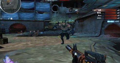 穿越火线挑战模式巨人城废墟的实战攻略