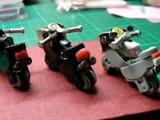 变废为宝 玩家自制摩托车