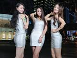 爆ChinaJoy 78展台SG外滩迷人靓丽写真集