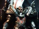 暗黑3玩家作品:英姿飒爽 十字军模型