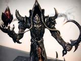 玩家作品:死神降临 玛瑟尔模型