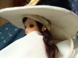 友爱玩家手办:用湿毡做的诗人套装帽子