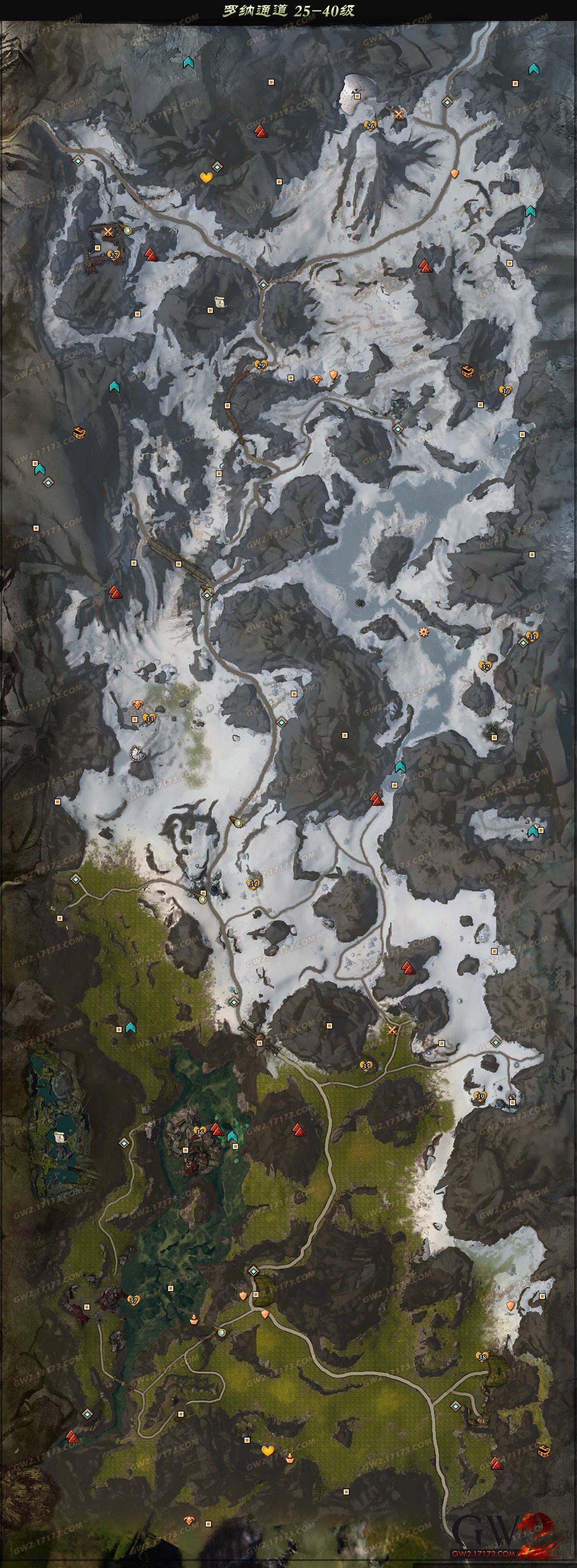 《激战2》先锋测试地图介绍
