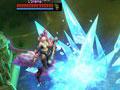 众神争霸精美游戏截图:黎明女神技能展示