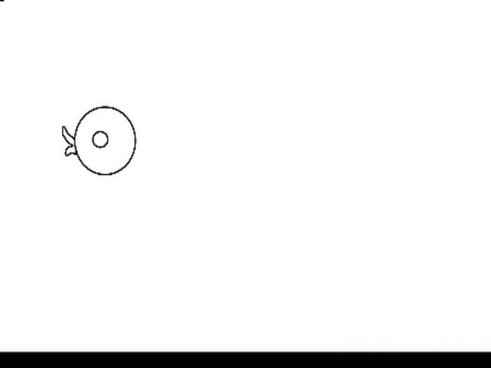 简笔画小鸭子的画法-游戏视频 热门合集