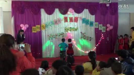 幼儿园时装秀表演(一)