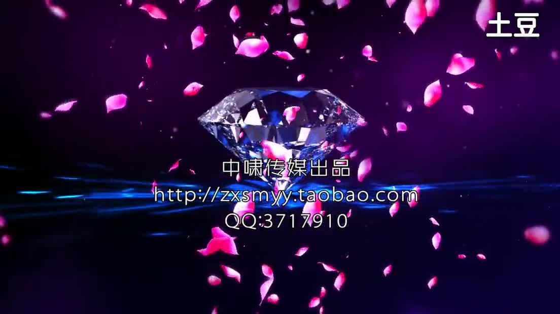 婚庆婚礼led大屏幕背景素材生日婚礼led素材婚庆