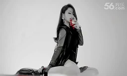 韩国模特团9muses火爆