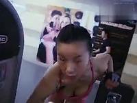 热推视频 乳神美女性感健身 游戏视频