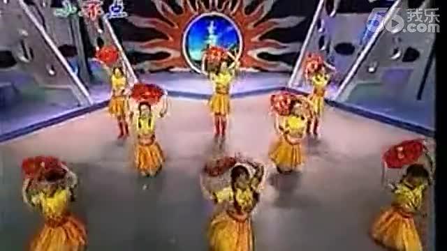 最新视频 儿童舞蹈 祖国你好 幼儿舞蹈-游戏视频