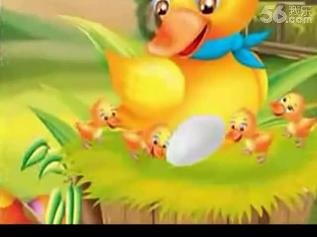 童话故事丑小鸭-360视频搜索