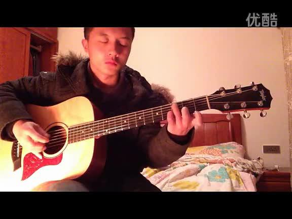 twilight黄昏 押尾桑 指弹吉他-指弹 超清