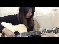 女生吉他弹唱《滴答》三木吉他弹唱 滴答