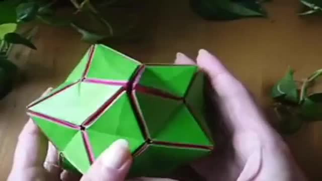 独家 折纸大全图解 会变形的纸花球 折纸大全视频_01.f4v-游戏视频
