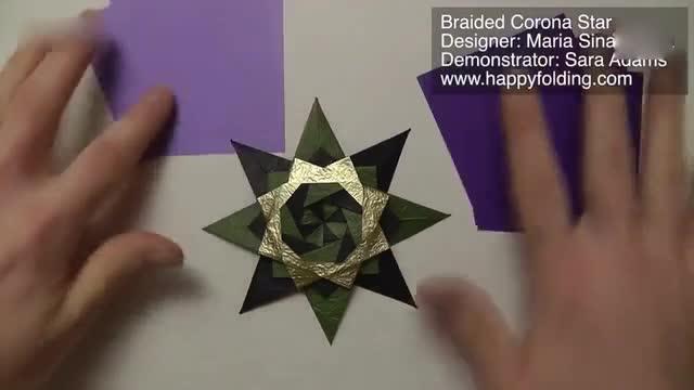 折星星】折纸大全图解