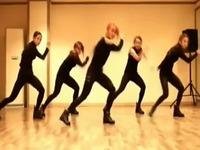 韩国紧身裤美女热舞 游戏视频