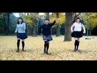 【小美女】三小美女比摇屁股舞 游戏视频