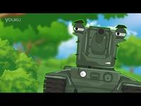 世界 坦克/热点直击 坦克世界动画:两个KV2/坦克世界