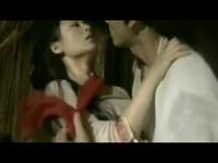 陈红《大明宫词》大尺度激情床戏吻戏