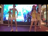 视频: 漂亮背心短裙美女热舞