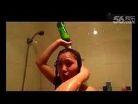 实拍洗澡视频 90后美女大胆洗澡 游戏视频