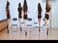 韩国性感美女凳子舞 游戏视频