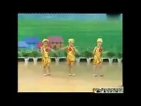 少儿舞蹈 儿童舞蹈数鸭子 教学视频 儿歌-游戏