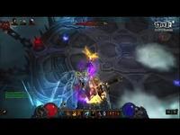 《暗黑3》资料片终极BOSS战视频
