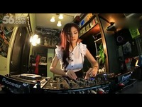 集 dj舞曲超劲爆 夜店现场泰国美女dj原版