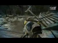 洛奇英雄传卡鲁角力视频