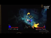 《暗黑破坏神3》PAX East 2014公开画面PS4