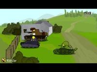 世界 坦克/坦克世界动画小短片5
