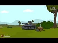 世界 坦克/坦克世界动画小短片19...