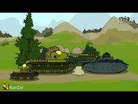 世界 坦克/坦克世界动画小短片21...