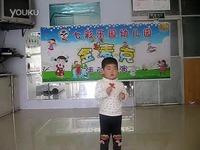 """七彩乐园幼儿园小托班口才表演视频-[""""幼儿园"""