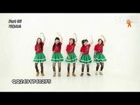 焦点 简单帅气爵士舞视频 .韩国舞蹈教学视频分