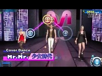 《Club Mstar》少女时代Mr.Mr.宣传片