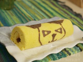 魔兽之美食大赏:手工丽丽潘达利亚蛋糕卷