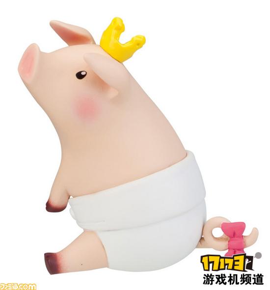 CAPCOM宣布将推出新的怪物猎人系列的抓娃娃机景品,景品包括怪物猎人中的吉祥物角色[小猪]与[艾路猫],该景品系列将于3月在抓娃娃机上出现。 景品分为布娃娃与模型两种,都十分的可爱。 软绵绵小猪布娃娃 使用了毛绒布料的布娃娃小猪,采用了1:1的真实比例,可以像游戏里那样抱起来爱抚~