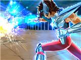 《圣斗士星矢 战士之魂》青铜圣斗士游戏截图