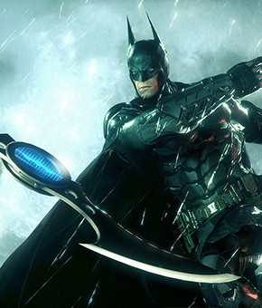 《蝙蝠侠:阿卡姆骑士》专题
