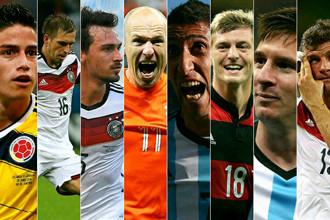 游戏新体位58:从世界杯说起 那些男人的浪