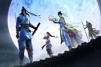 游戏新体位番外10:武侠英雄论 天涯儿女情